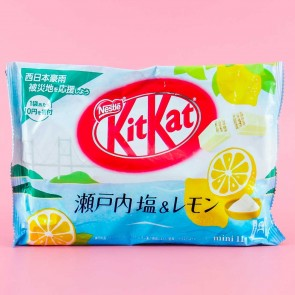 Kit Kat Setouchi Salt & Lemon Chocolates