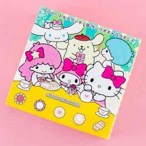Bourbon Sanrio Torte Cookies In Tin Can