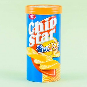 Chip Star Potato Chips - Savory Cheese