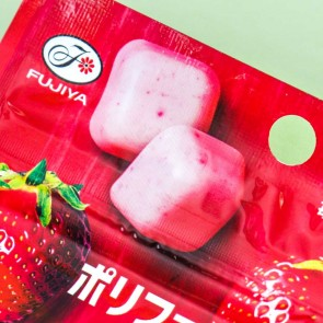 Fujiya Look Beautifying Strawberry Chocolates