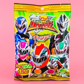 Furuta Ryusoulgers Candy & Sticker Set