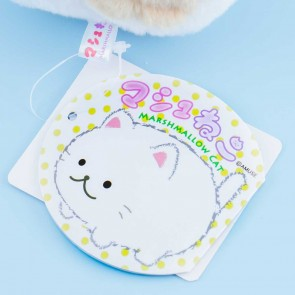 Marshmallow Cat Plushie - Mini