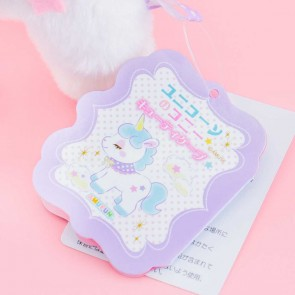 Unicorn No Cony Cutie Cape Plushie - Medium