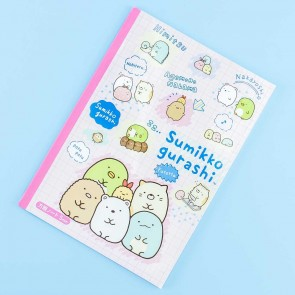 Sumikko Gurashi Grid Notebook