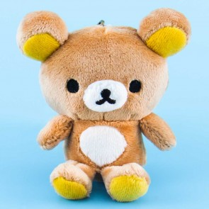 Rilakkuma Plushie Bag Charm - Medium
