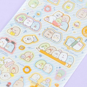 Sumikko Gurashi Studying Stickers