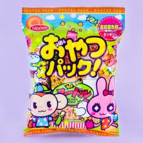 Nippoh Dagashi Party Snack Pack
