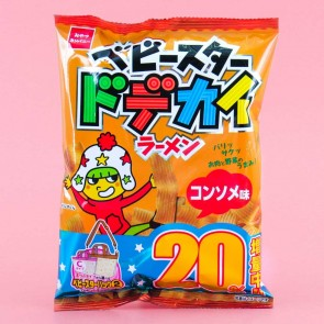 Baby Star Consomme Noodle Snacks