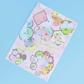 Sumikko Gurashi Dreaming Time A4 File Folder