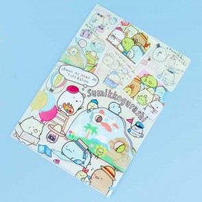 Sumikko Gurashi Traveling Friends A4 File Folder