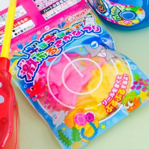 Heart Fishing Rod Toy & Gum Set