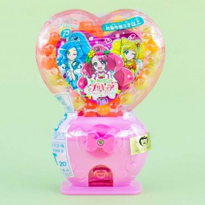 Heart KiraKira Pretty Cure Gashapon Candy Machine