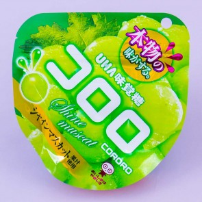 Kororo Fruit Juice Gummy - Muscat