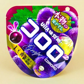 Kororo Fruit Juice Gummy - Grape