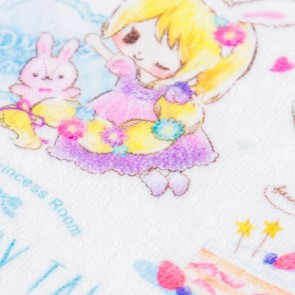 Floral Princess Room Little Fairy Tale Hand Towel
