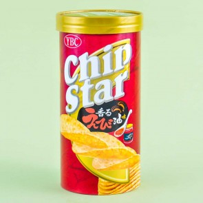 Chip Star Potato Chips - Savory Shrimp Oil