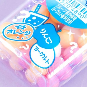Lotte Fusen No Mi Orange & Apple Gum