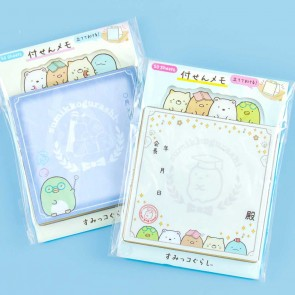 Sumikko Gurashi Study Time Sticky Notes