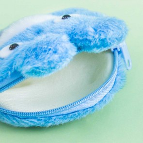 My Neighbor Totoro Fluffy Coin Purse - Chu-Totoro