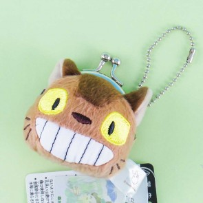 My Neighbor Totoro Soft Coin Purse - Catbus