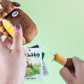 My Neighbor Totoro Vibrating Plushie - Catbus / Mini