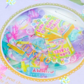 Cherimo Corn Flakes & Sweets Stickers