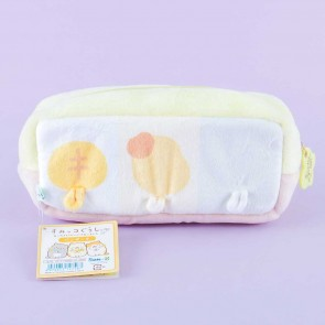 Sumikko Gurashi Pop-Out Ears & Tails Fluffy Pencil Case