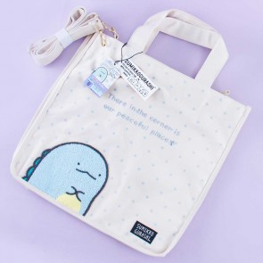 Sumikko Gurashi Embroidered Tote Bag - Tokage
