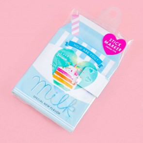 Milk & Sweets Sticky Notes Set
