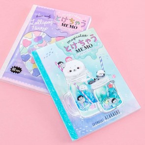 Magical Memo Secret Melt Notebook