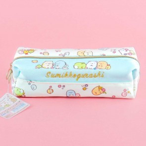 Sumikko Gurashi Embroidered Double Sided Pencil Case
