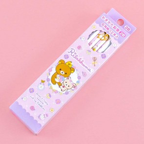 Rilakkuma Floral 2B Pencil Set
