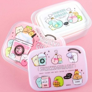 Sumikko Gurashi Sweets Shop Bento Set
