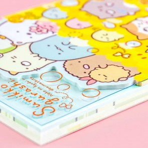 Sumikko Gurashi Bubble Playtime Notebook
