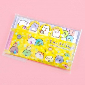 Sumikko Gurashi Bubble Time Sticky Notes Set