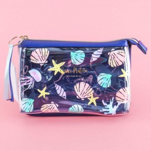 Grace Nature Under The Sea Cosmetic Bag