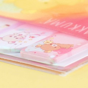 Rilakkuma Dreamy Stars Sticky Notes Set