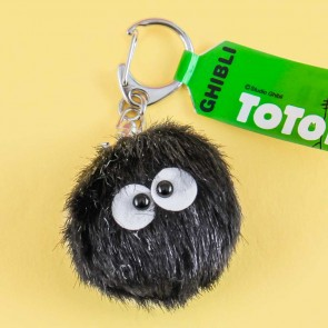 My Neighbor Totoro Plushie Bag Charm - Soot Sprite