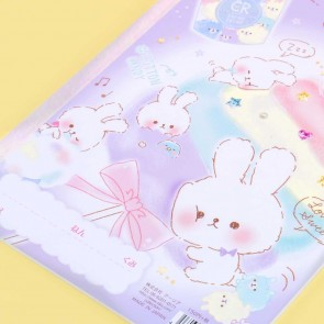 Cotton Rabbit Notebook