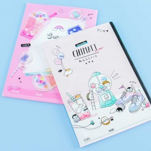 Yummy Sugar & Chimatt Time A5 Schedule Book