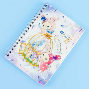 Sentimental Circus Spiral Notebook
