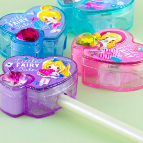 Fairy Tale 2-in-1 Sharpener & Eraser