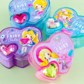 Little Fairy Tale Story 2-in-1 Sharpener & Eraser