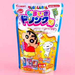 Heart Crayon Shin-chan Experimental Drink 10 DIY Kit