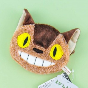 My Neighbor Totoro Coin Purse - Grinning Catbus