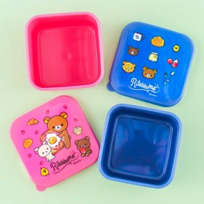 Rilakkuma Pastry Lunch Box Set