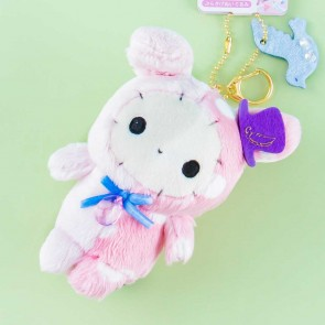Sentimental Circus Plushie Bag Charm With Dove - Shappo