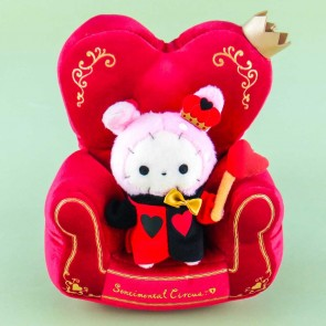 Sentimental Circus Queen Of Hearts Plushie - Shappo / Medium