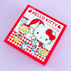 Hello Kitty Cookies In Tin Can