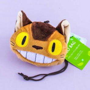 My Neighbor Totoro Eco Bag - Grinning Catbus